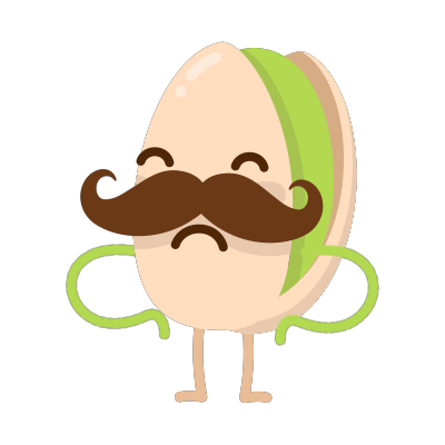 Mr. Pistachio messages sticker-5