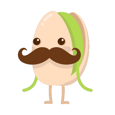 Mr. Pistachio messages sticker-2