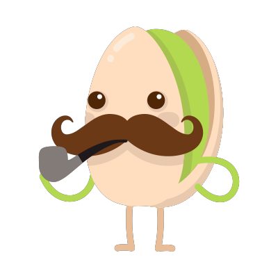 Mr. Pistachio messages sticker-9