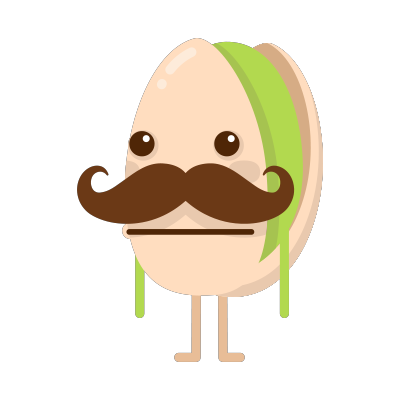 Mr. Pistachio messages sticker-7