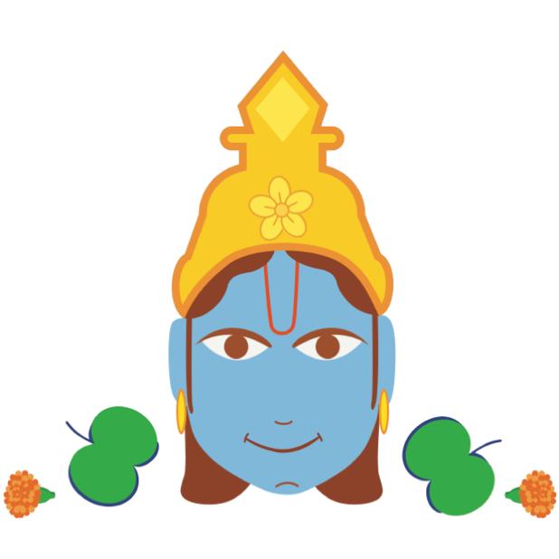 Durga Sharodiya messages sticker-2