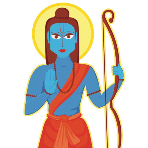 Durga Sharodiya messages sticker-0