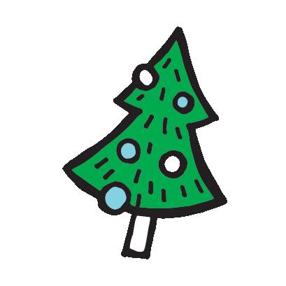 Новый год от Вкусной Помощи! messages sticker-8
