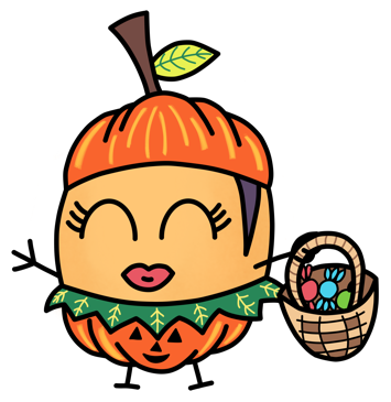 Paquitos Stickers: Halloween messages sticker-11
