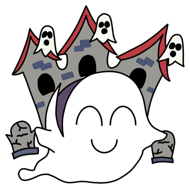 Paquitos Stickers: Halloween messages sticker-7