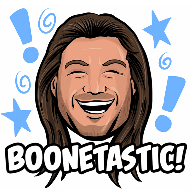 Boone: The Bounty Hunter messages sticker-3