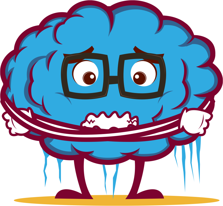 Brain emoji Stickers messages sticker-3