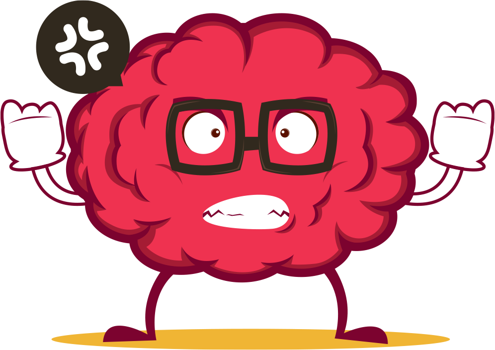 Brain emoji Stickers messages sticker-2