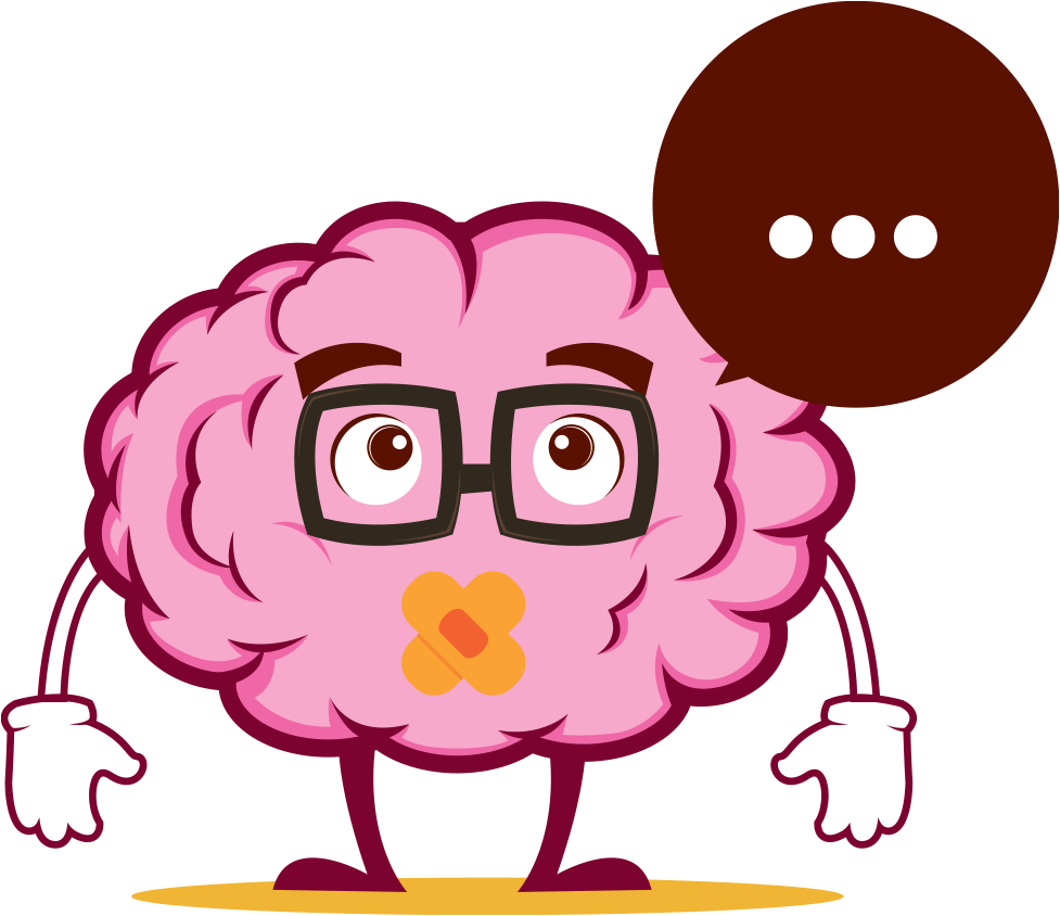 Brain emoji Stickers messages sticker-8