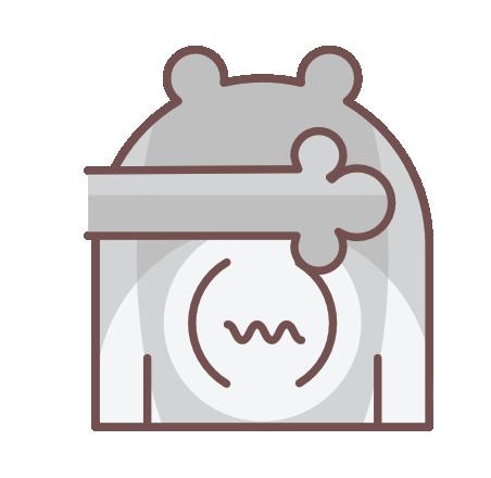 Trendy Teddy Bear Stickers messages sticker-3