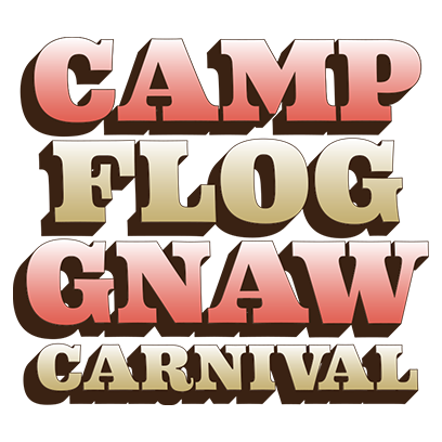 Camp Flog Gnaw Carnival messages sticker-0