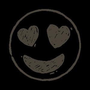 Hand Draw Emojis messages sticker-9