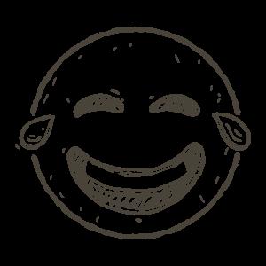 Hand Draw Emojis messages sticker-7