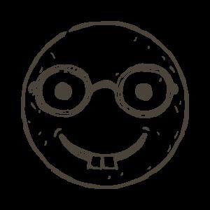 Hand Draw Emojis messages sticker-8