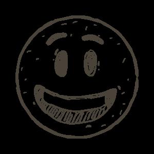 Hand Draw Emojis messages sticker-6