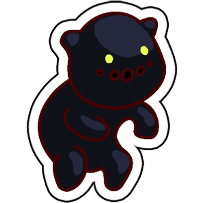 A Boy and his Blob Stickers messages sticker-8