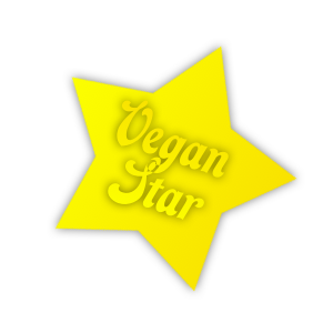 Veggie Stars - Rate your food messages sticker-5