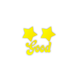 Veggie Stars - Rate your food messages sticker-2