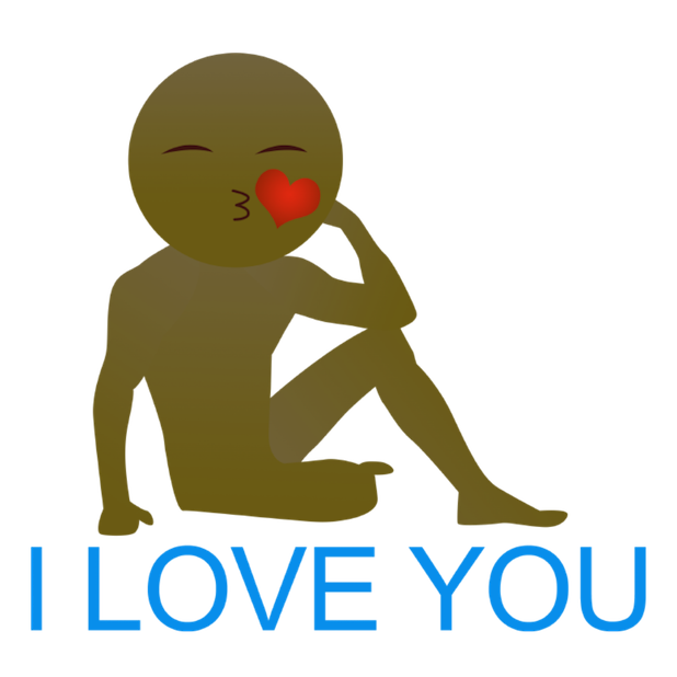 NudeMOJI - Dirty Emoji App messages sticker-6