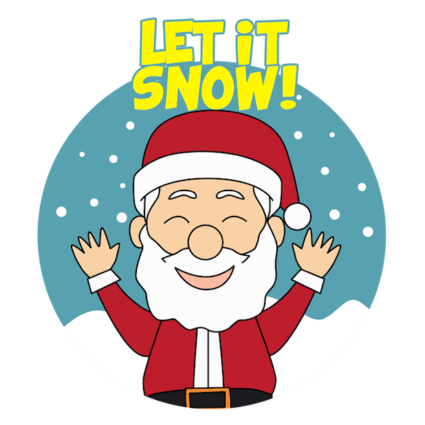 ChristmasMOJI Holiday Stickers messages sticker-11