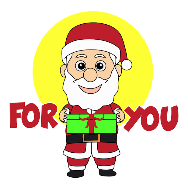 ChristmasMOJI Holiday Stickers messages sticker-3