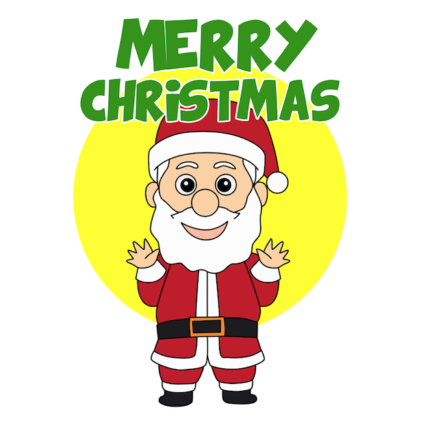 ChristmasMOJI Holiday Stickers messages sticker-0