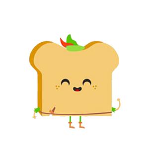 Bread Baby messages sticker-5