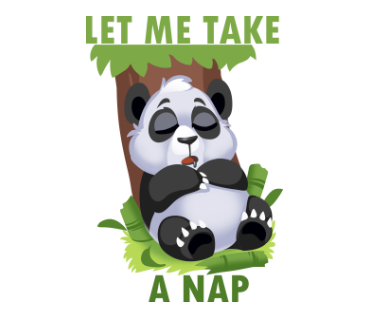 Say it with Cute Animal messages sticker-6