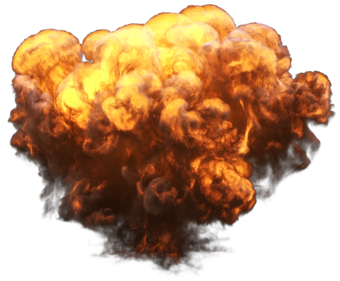 Kaboom Explosion messages sticker-11