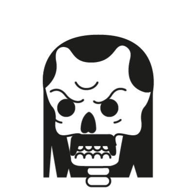 Mr Bones messages sticker-9