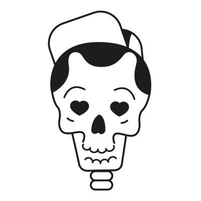 Mr Bones messages sticker-7