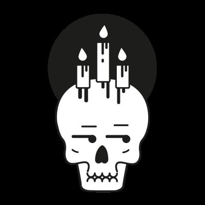 Mr Bones messages sticker-5