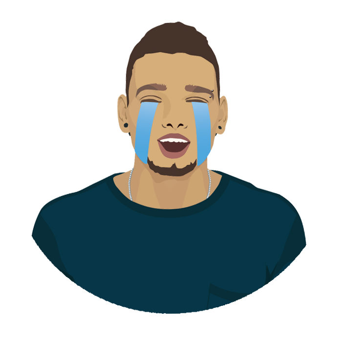 Kane Brown Emoji Pack and Game messages sticker-4