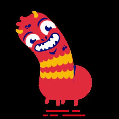Monster-Mash messages sticker-2
