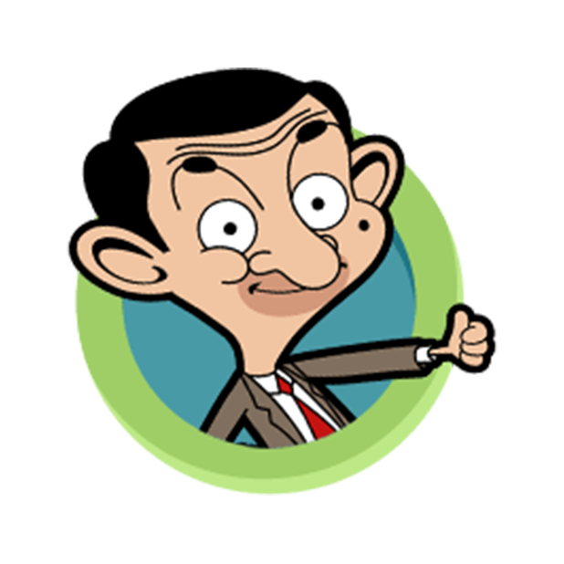 Mr Bean - Special Delivery messages sticker-3