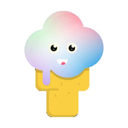 Emoji Storm messages sticker-6