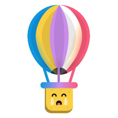 Emoji Storm messages sticker-2