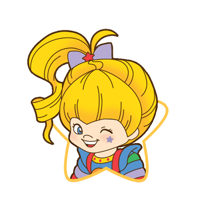 Rainbow Brite Stickers messages sticker-6