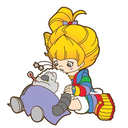 Rainbow Brite Stickers messages sticker-10