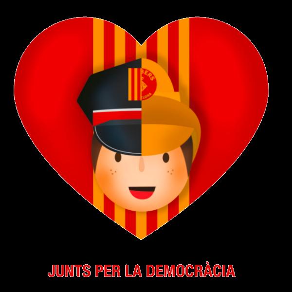 Catalan Si Moji messages sticker-9