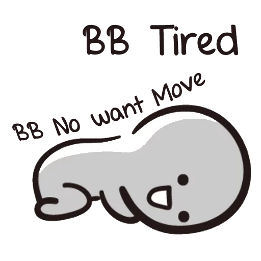 BB Never Tell messages sticker-4