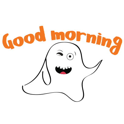 Ghost emoji and sticker messages sticker-10