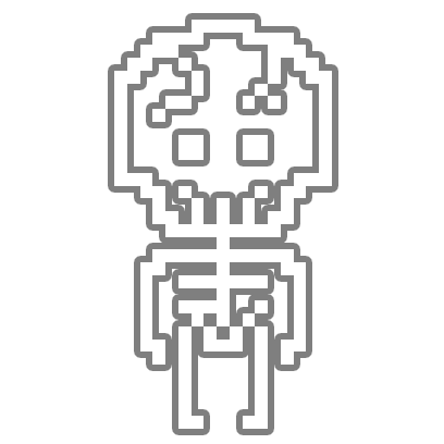 1-Bit Hero: Stress Relief Game messages sticker-5