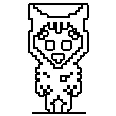 1-Bit Hero: Stress Relief Game messages sticker-9