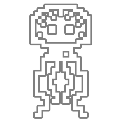 1-Bit Hero: Stress Relief Game messages sticker-6
