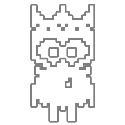 1-Bit Hero: Stress Relief Game messages sticker-8