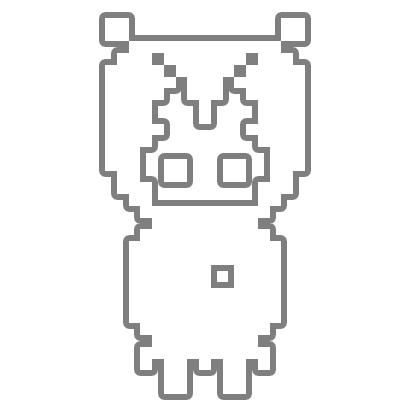 1-Bit Hero: Stress Relief Game messages sticker-4