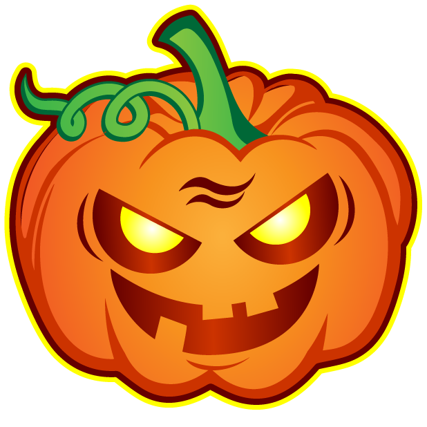 Halloween Hipster Stickers messages sticker-11