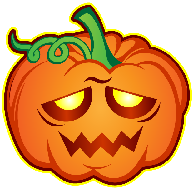 Halloween Hipster Stickers messages sticker-5