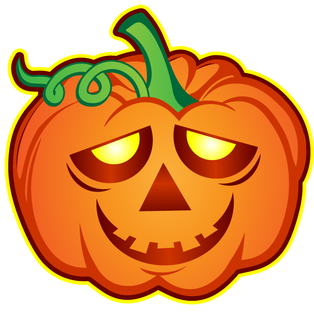 Halloween Hipster Stickers messages sticker-1